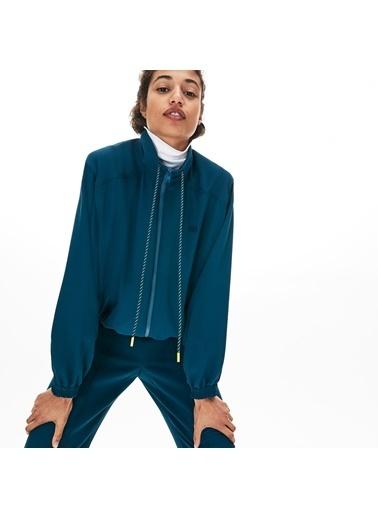 Lacoste Kadın Motion Sweatshirt SF1823.Z3T Mavi